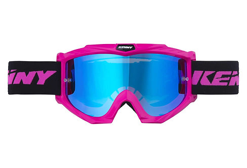 Kenny Goggles Neon Pink Adult