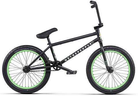 "Wethepeople Trust Cassette 20"" 2020 BMX Freestyle Bike"
