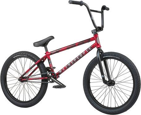 """Wethepeople Audio 22"""" 2021 BMX Freestyle Bike"""