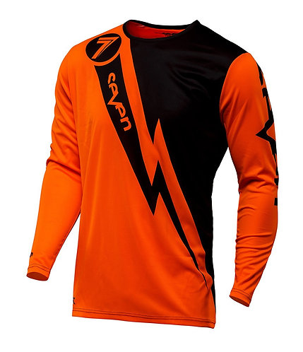 Seven Youth Annex Volt Jersey Fluo Orange