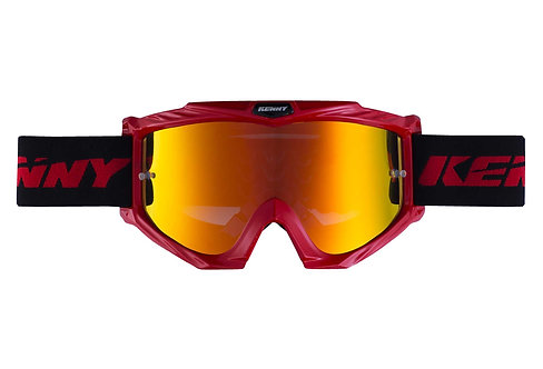 Kenny Goggles Red Adult