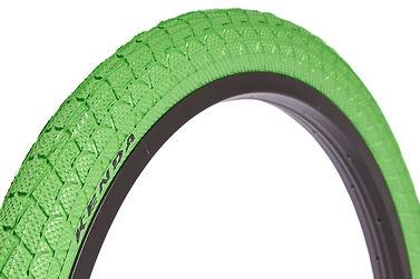 Kenda green tire.jpg