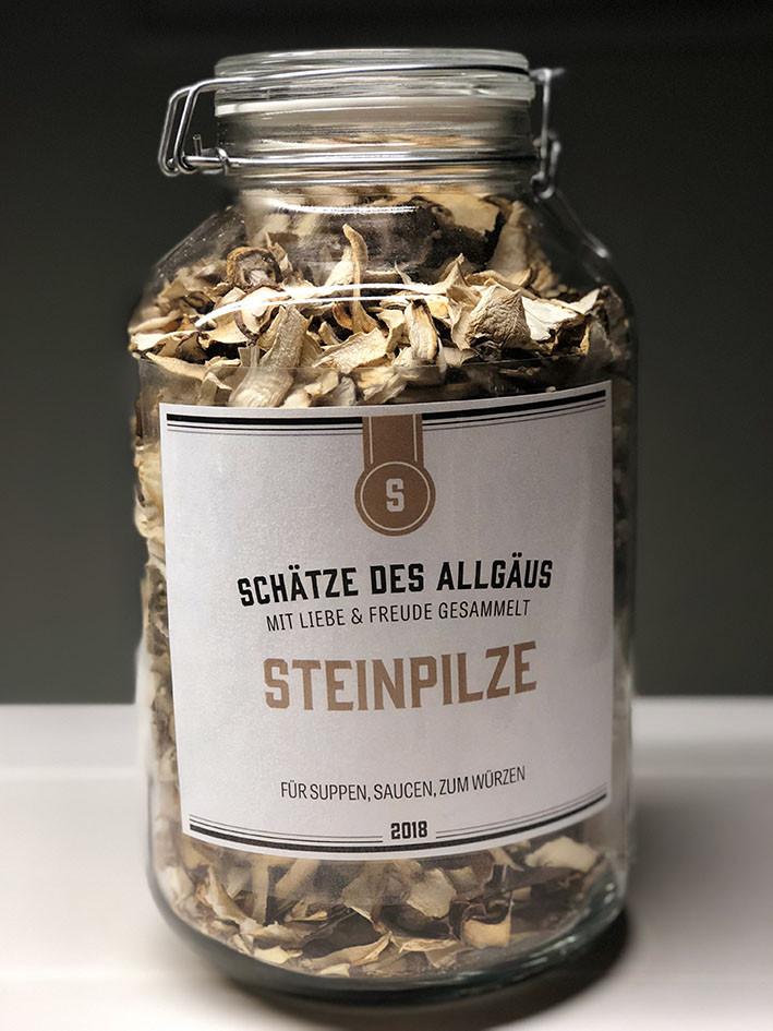 Steinpilte_getrocknet_schätzedesAllgäu