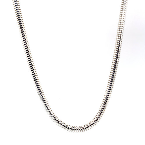 Silver Snake Chain (1.6mm)