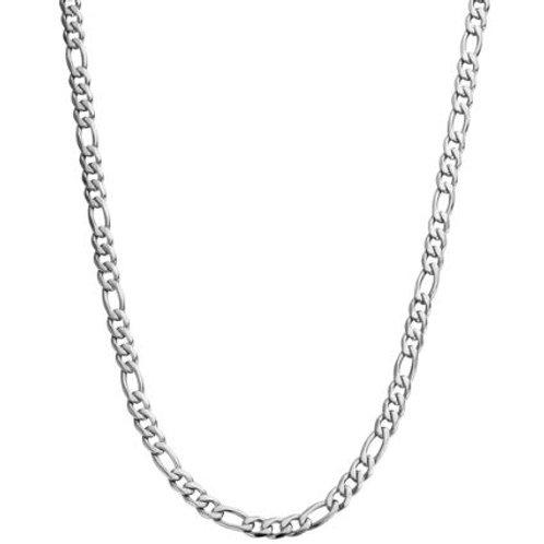 Silver Figaro Chain (1.0mm)