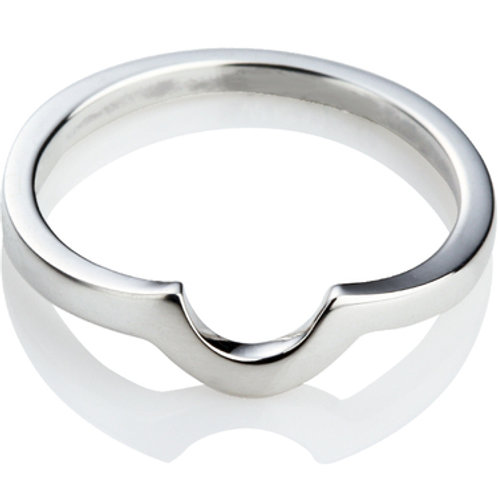 Cut to fit Wedding Ring