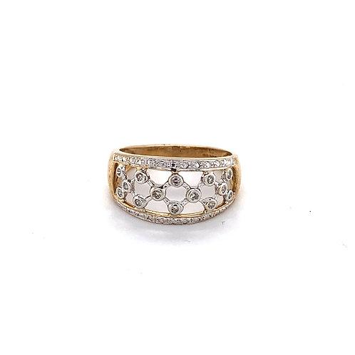 Designer Diamond Ring