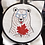 Thumbnail: Hand Embroidery Canada Design - PDF Pattern Download - Bear and Maple Leaf