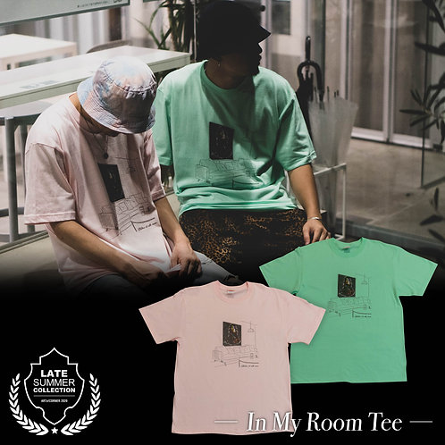 "ARTofCORNER ""In My Room TEE"""