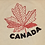 Thumbnail: Hand Embroidery Canada Design - PDF Pattern Download - Red Maple Leaf