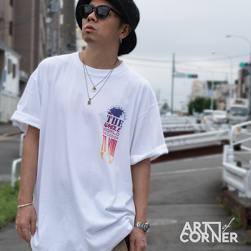 "ARTofCORNER White Edition Ⅴ ""world"""