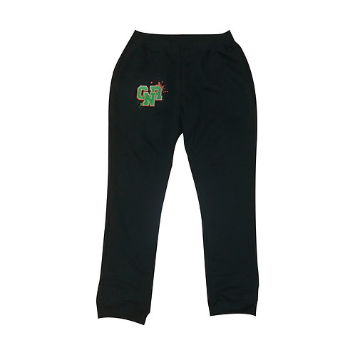 "ARTofCORNER""BRUSH PANTS-BK"""