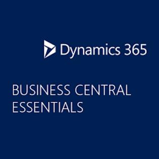 Dynamics 365 Business Central Essential  (1 Yr Subscription)
