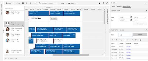 Simulation-status-for-resource-schedulin
