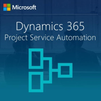 Dynamics 365 for Project Service Automation (1 Yr Subscription)
