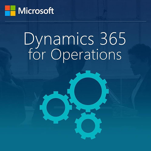 Dynamics 365 Supply Chain Management (1-Yr Subscription)