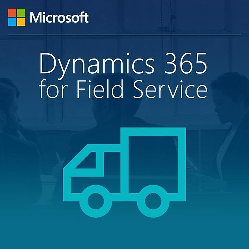 Dynamics 365 Field Service Guides (1-Yr Subscription)