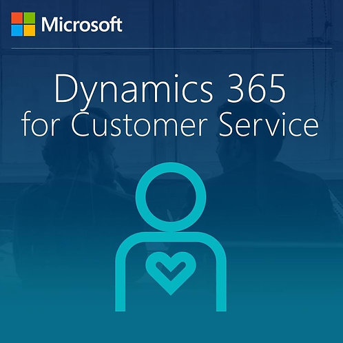 Dynamics 365 for Customer Service Enterprise