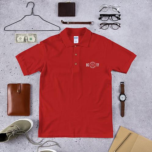 BCTF Embroidered Polo Shirt