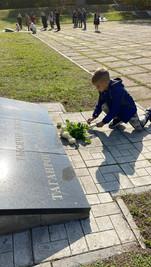 В память о 80-й годовщине начала оккупации Таганрога