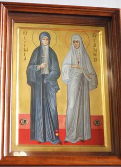 Прмцц. Елисавета и Варвара