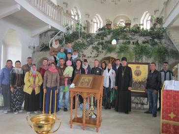 Троице - Сергиева Лавра - крупнейший мужской монастырь