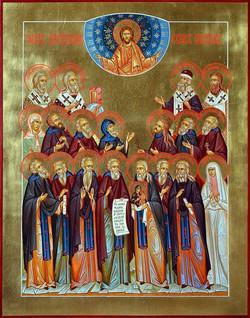 Собор Александровских святых