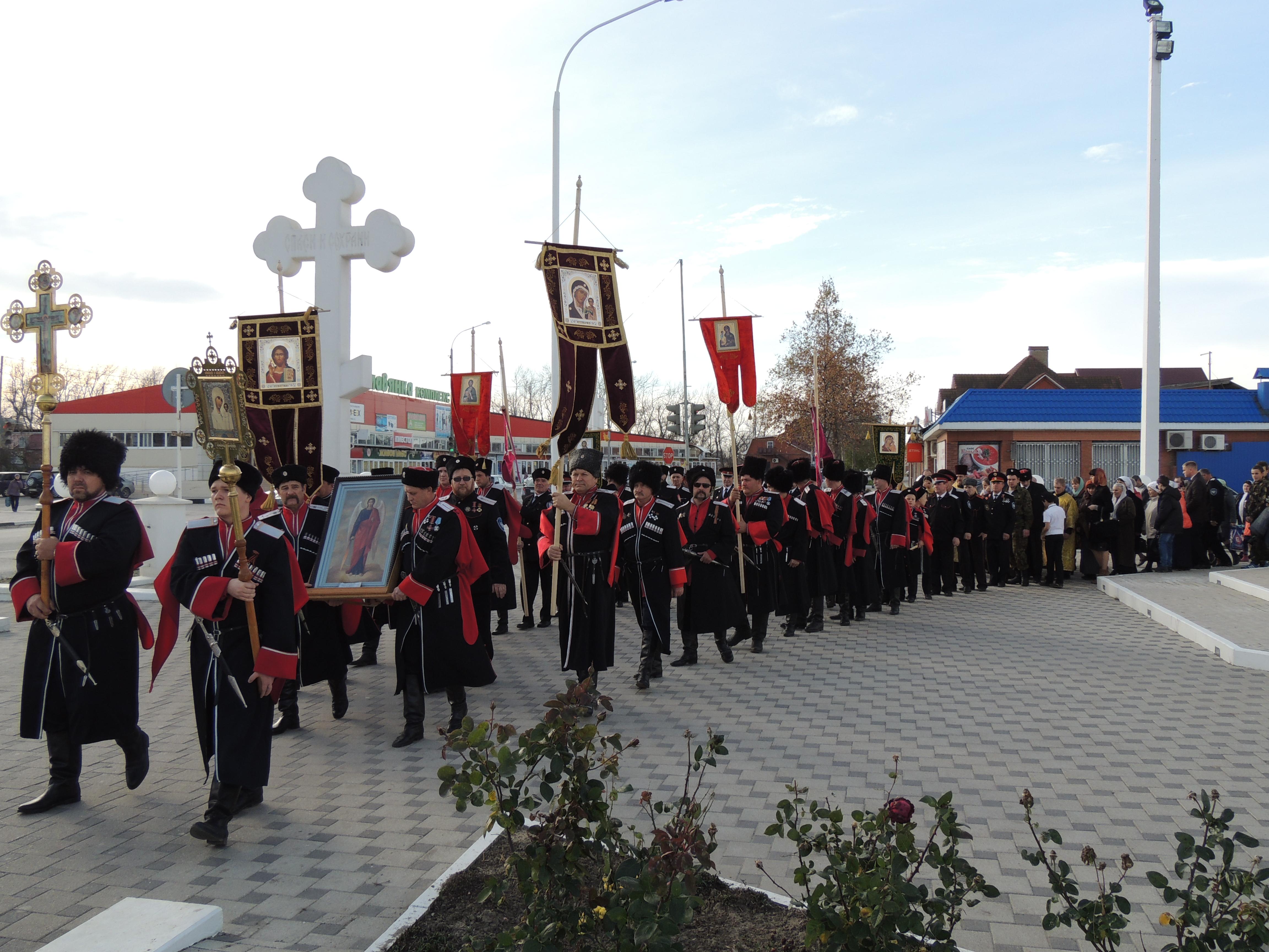 крест.ход по хутору