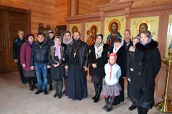 15.Поездка в храм ст.Марьянской-2013