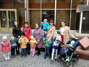 Молодежный семейный клуб в кукольном театре