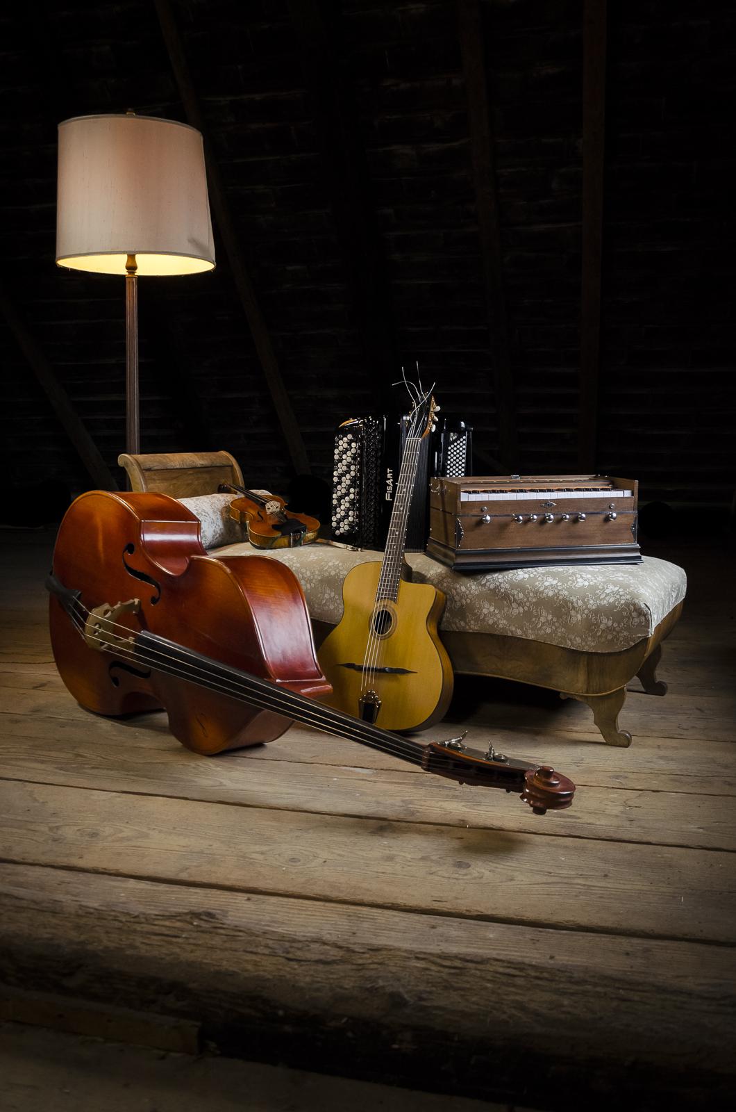 Instrumente O`Bistro