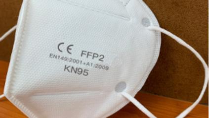 Zaštitna maska FFP2 već od 2,85 € / komad (posjeduje sva 3 certifikata - CE, KN9