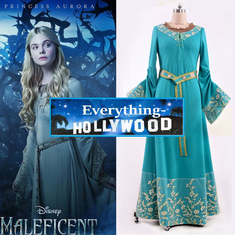 Princess Aurora Maleficent Movie Costume Everythinghollywood