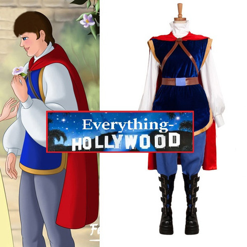 Snow White Prince Grimms Character Costume