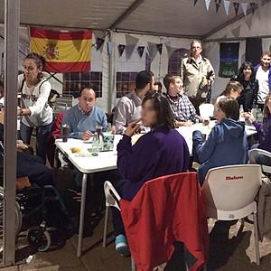 Afaprodis en las fiestas de San Lucas 2018