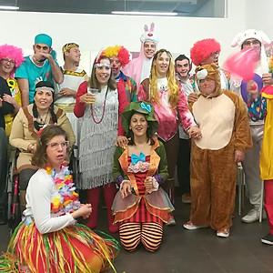 Celebrando el Carnaval