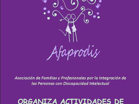 Afaprodis pone en marcha su Programa para niños y niñas