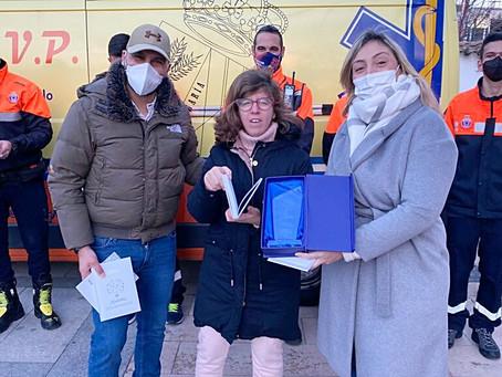 Afaprodis entregó su Premio Solidaridad