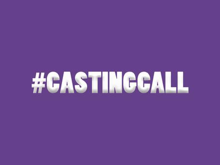CASTING CALL: Progetto Fotografico