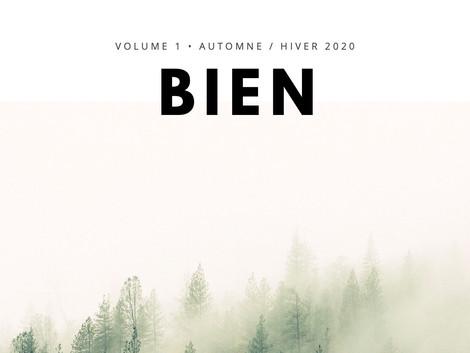 BIEN Magazine Volume N°1
