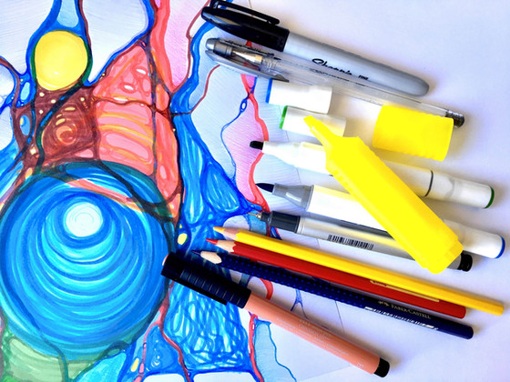 Tools to start drawing