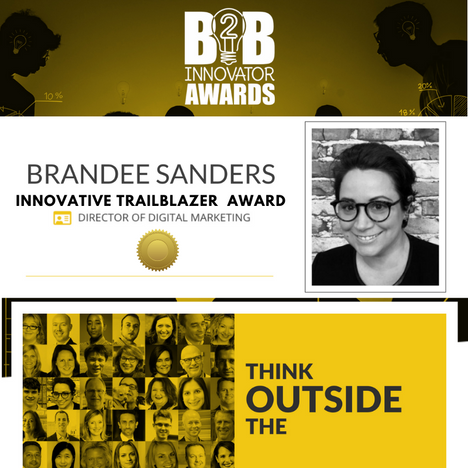 WINNER: Innovative Trailblazer Award