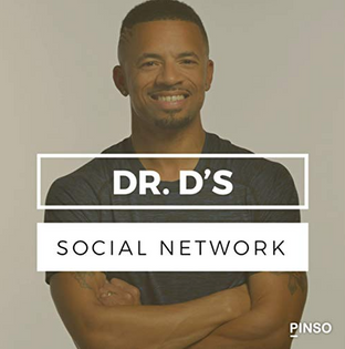 Dr D's Social Network Podcast - Featured Guest