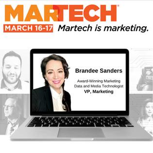 MarTech Conference - Feature Speaker