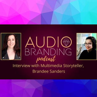 Alexa, Artificial Intelligence, Audio and Tech - Featured Guest Brandee Sanders