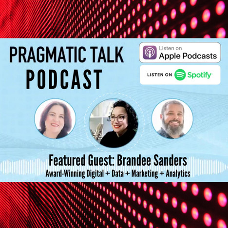Pragmatic Talk - Alexa - Featured Guest Speaker Brandee Sanders