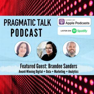 Pragmatic Talk - Alexa - Featured Guest Speaker Brandee Sanders