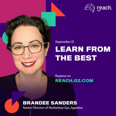 Featured Speaker - G2 Tech Summit