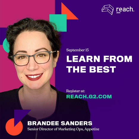 Featured Speaker - G2 Tech Summit