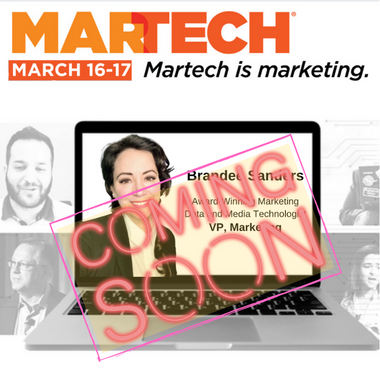 MarTech Conference - Featured Speaker